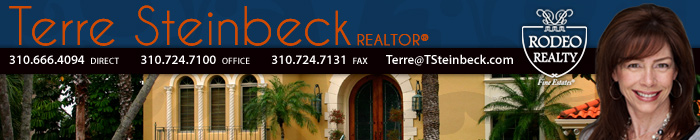 Terre Steinbeck Beverly Hills real estate