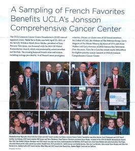UCLA Benefit I